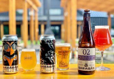 3 Nouvelles Bières Barabas